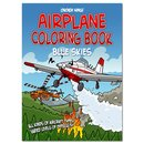 Chicken Wings Coloring Book - Blue Skies