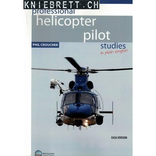 EASA professional helicopter pilot studies