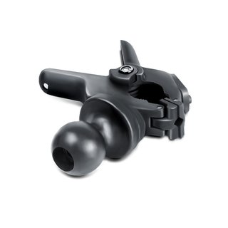 RAM Universal Small Tough-Clamp? with 1 Diameter Rubber Ball