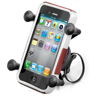 RAM EZ-ON/OFF? Bicycle Mount with Universal X-Grip® Phone Holder