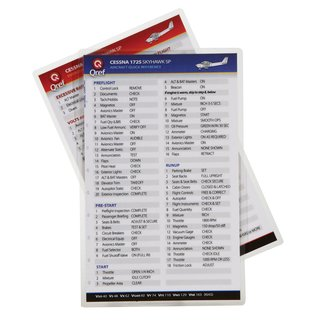 Beechcraft Checkliste