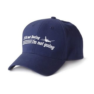 If Its Not Boeing Cap