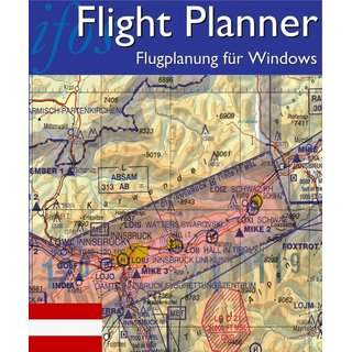 Flight Planner / Sky-Map - ICAO Charts Austria (Austro Control)