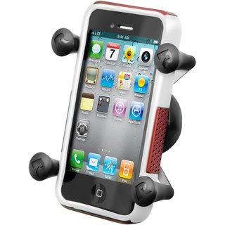 RAM Mount Universal X-Grip© (Patented) Cell Phone Cradle