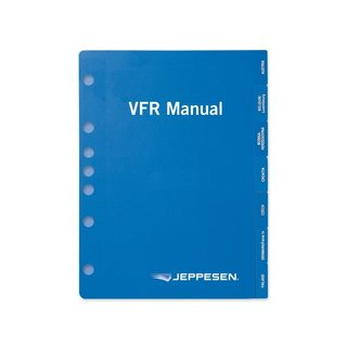 Jeppesen VFR Manual Länderregister
